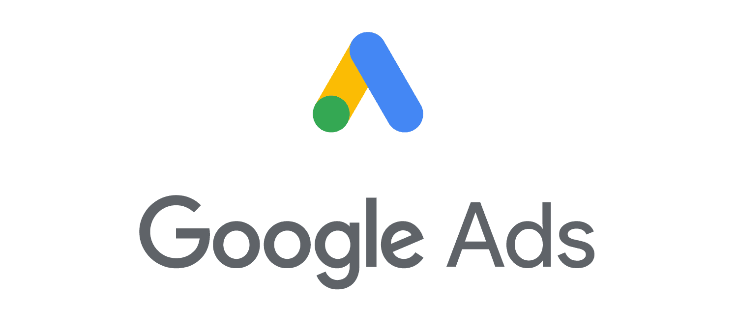 Google Ads logo in colour